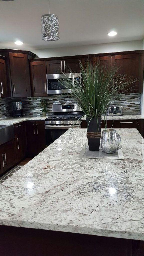 41 The Pitfall Of White Kitchen Cabinets With Granite Countertops Quartz Counter Zaradesignho Backsplash With Dark Cabinets Home Decor Kitchen Light Granite