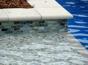 Pool Tile Design Ideas, Pictures, Remodel, and Decor - page ...