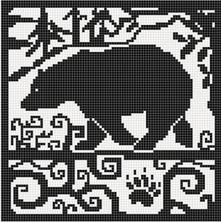 Bear Chart Bear Chart I M Knitting A Bear Into Every