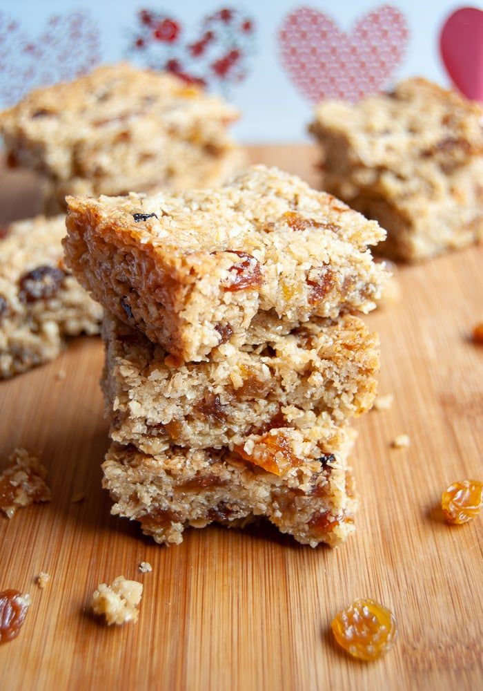 47 Recipe Tasty Fruity Flapjacks: Get Ready To Say Hello To Your New Favourite Flapjack