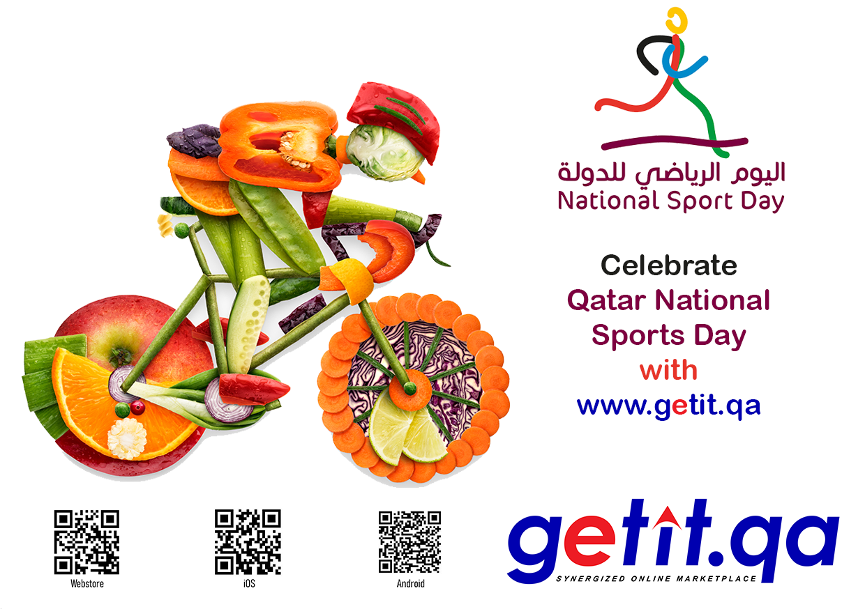 Celebrate Qatar National Sports Day With Us National Sports Day Sports Day Fun Sports