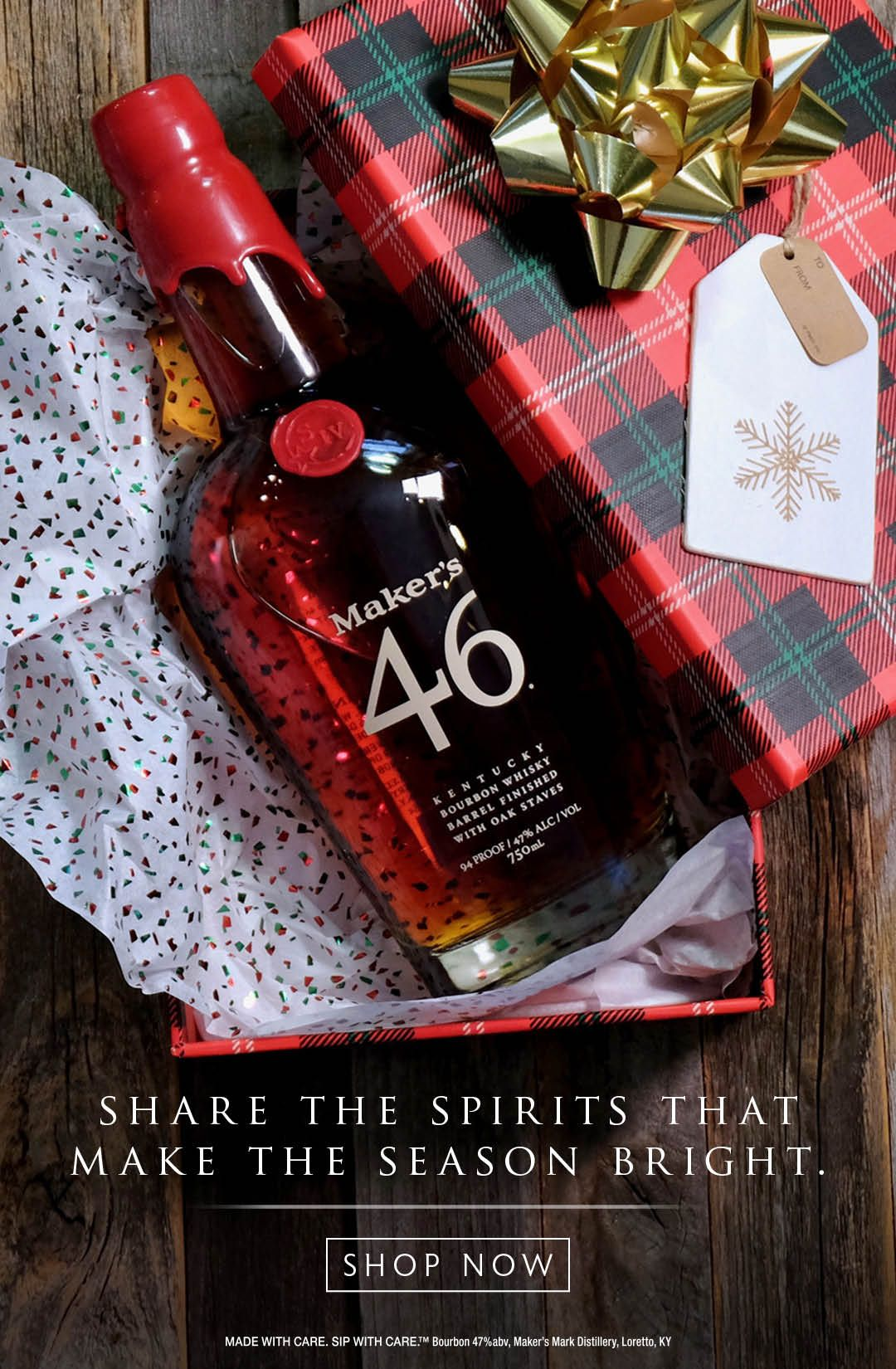 Don T Know What List You Re On But Maker S Mark This Time Of The Year Is Mighty Nice Deliver Deliciousnes Holiday Drinks Homemade Liquor Best Probiotic Foods