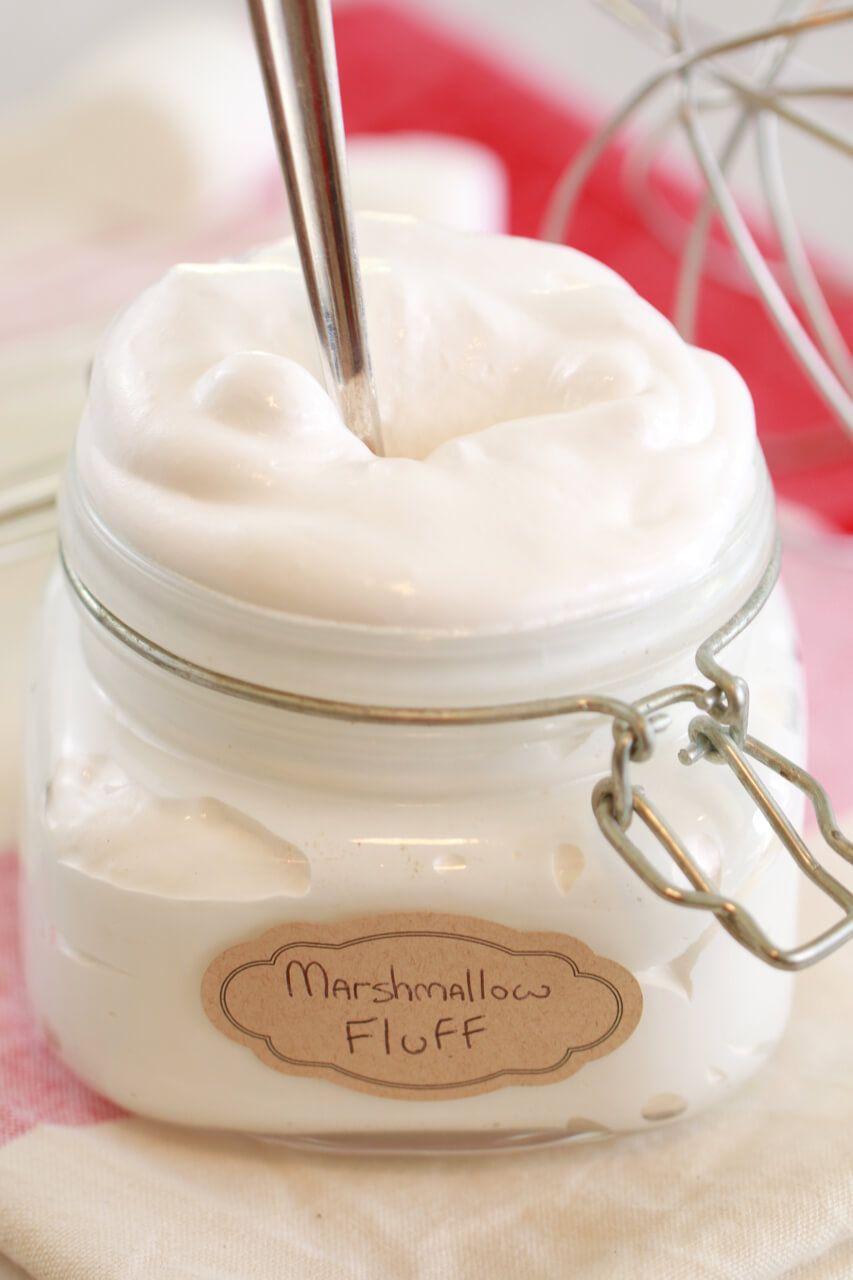 recept med marshmallow fluff