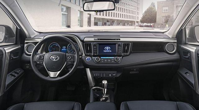 2018 Toyota Rush Interior Best Suvs Toyota Rav4 Hybrid Toyota