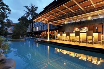 Bar - Sanur Paradise Plaza Hotel - Bali