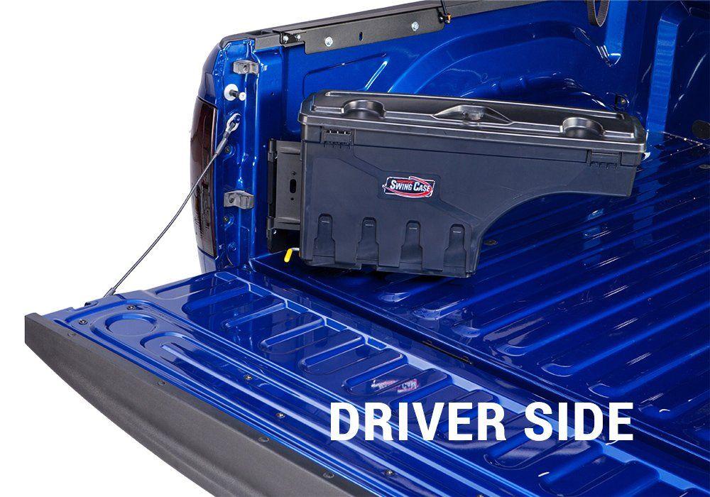 UnderCover SwingCase Truck Storage Box SC103D fits