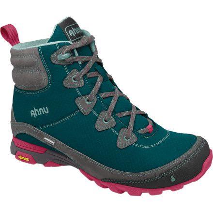 acd3e96999b Ahnu Sugarpine II WP Hiking Boot - Women's | HEALTH | Hiking boots ...