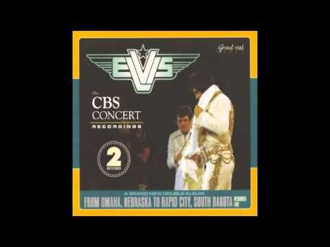 Elvis Presley Gravel Road  The CBS Concerts Recordings June 19 and 21, 1977
