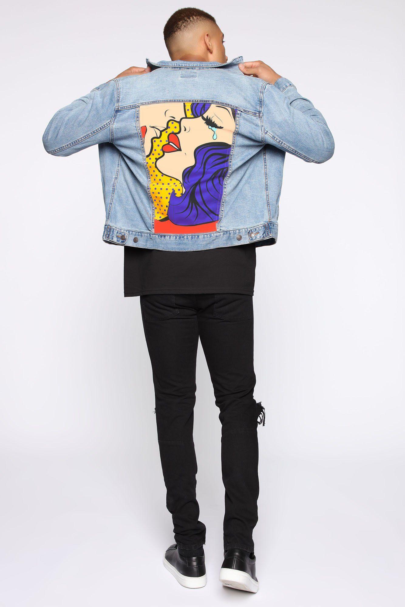 Bae Denim Jacket Lightwash In 2021 Denim Jacket Denim Jacket Fashion Jackets [ 2000 x 1334 Pixel ]