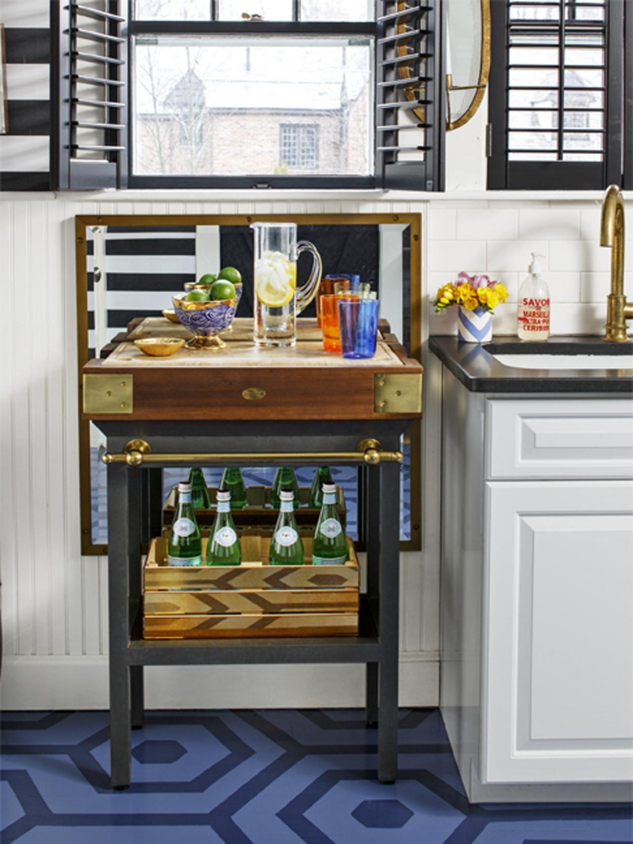 Smart Kitchen Redecorating Ideas