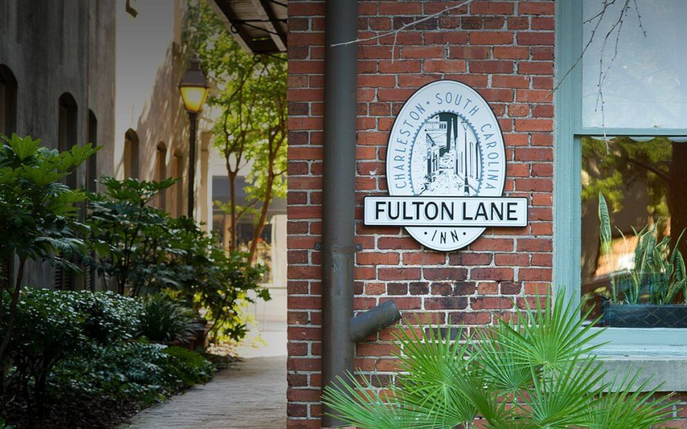 Charleston SC Hotels Bed and Breakfast Fulton Lane Inn