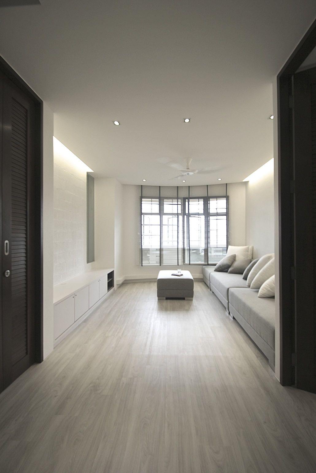 Grey Vinyl Flooring Living Room Hdb - VINYL FLOORING ONLINE
