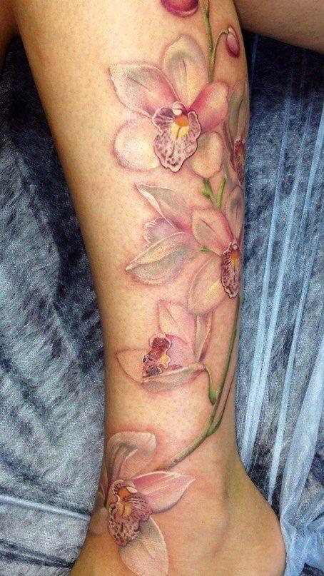 Flower Tattoo Gallery Part 14 Tattoo Ink Flowers Tattoos