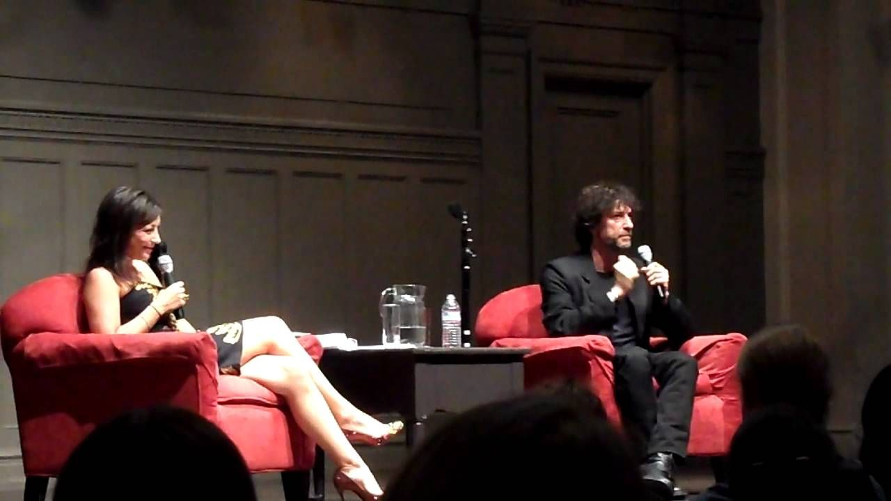 Neil Gaiman's Advice to Young Writers.