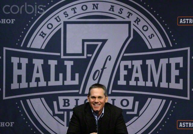 Hall of Fame Biggio Baseball
