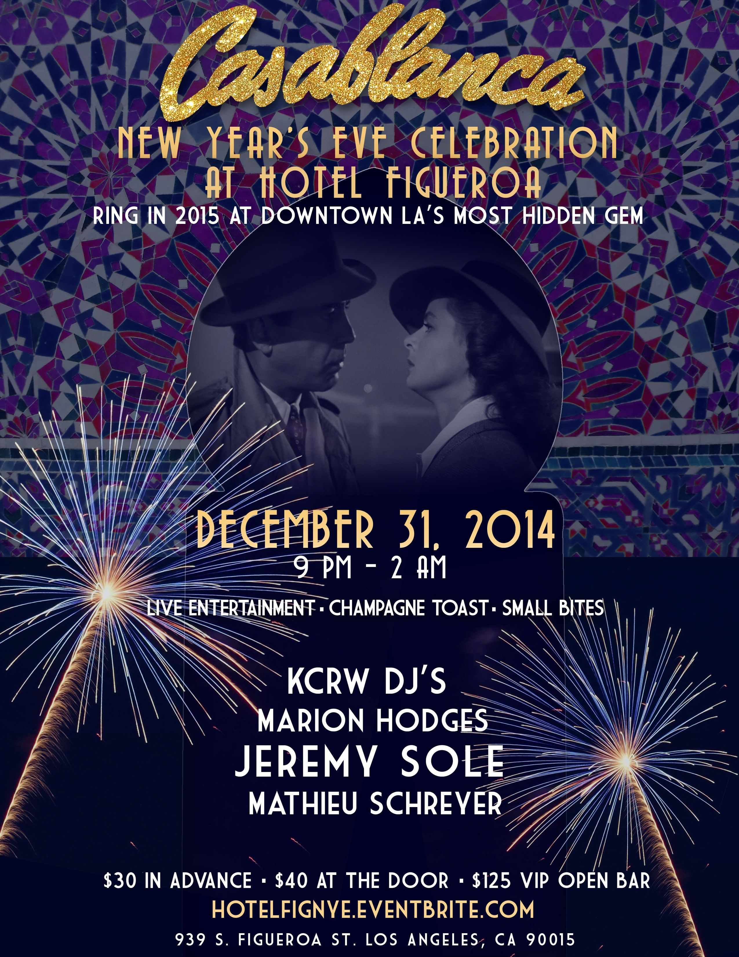 New Year S Eve Party At Hotel Figueroa In Downtown La Newyearseve Losangeles Dtla Hotelfiguero New Year S Eve Celebrations Downtown La New Years Eve Party