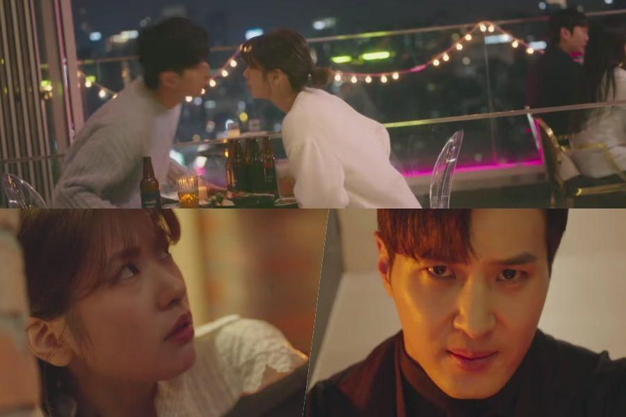 Watch: Jung So Min And Kim Ji Suk Start Their Unpredictable Romance In Teaser For New Drama