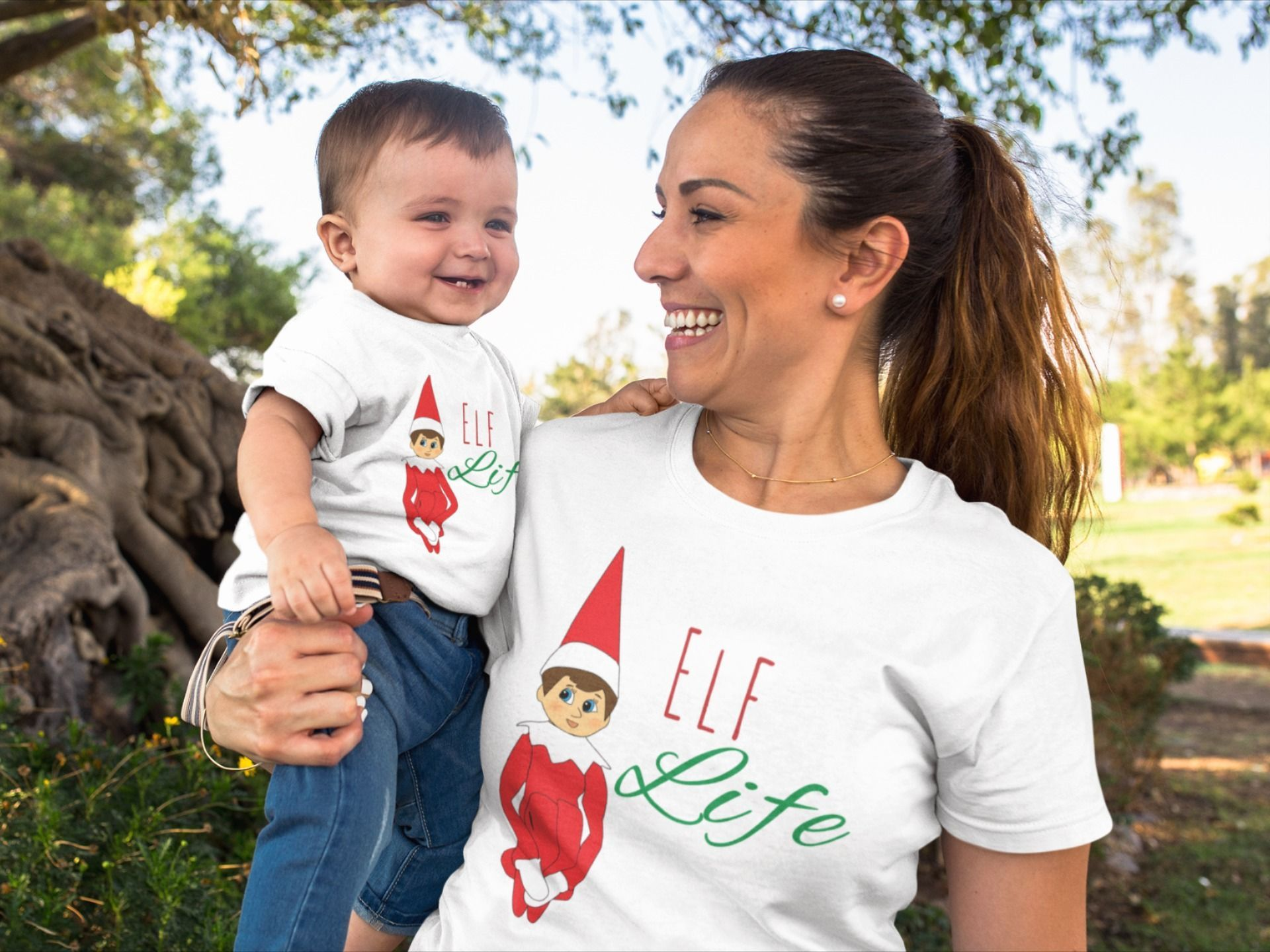 Elf On The Shelf Ideas for Toddlers - Tshirts, Onesies, Hoodies, and More! #elfontheshelfideasfortoddlers •Elf On The Shelf Ideas for toddlers • Your cute little toddler will love this Elf On The Shelf apparel. Melt everyone's heart with your holiday gift card this year by outfitting your whole family in Elf Life apparel. Many options to choose from, Buy Now! Onesies, T-shirts, Long Sleeves, Hoodies, Sweaters, and more! #elfontheshelfideasfortoddlers