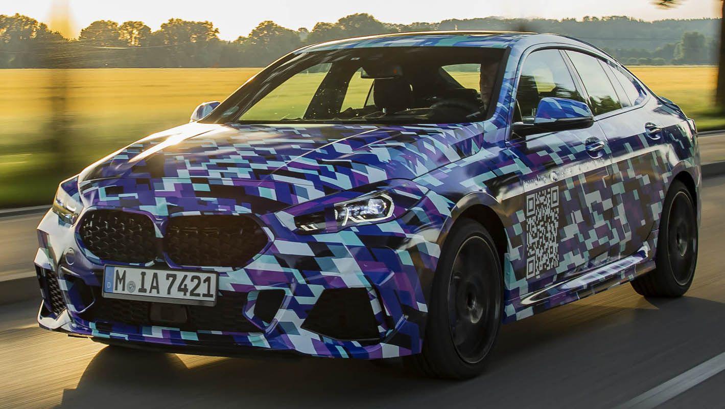 ظهور غير تقليدي لأول سيارة بي أم دبليو الفئة الثانية غران كوبيه خلال المرحلة الأخيرة من الاختبارات موقع ويلز Gran Coupe Bmw 2 Bmw