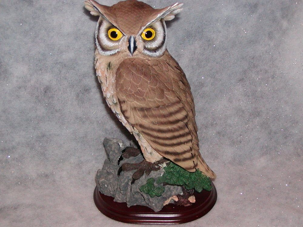 Owl Horned Artmark Collectors Owl Realistical Owl New Owl Owl Cookie Jar Store Front