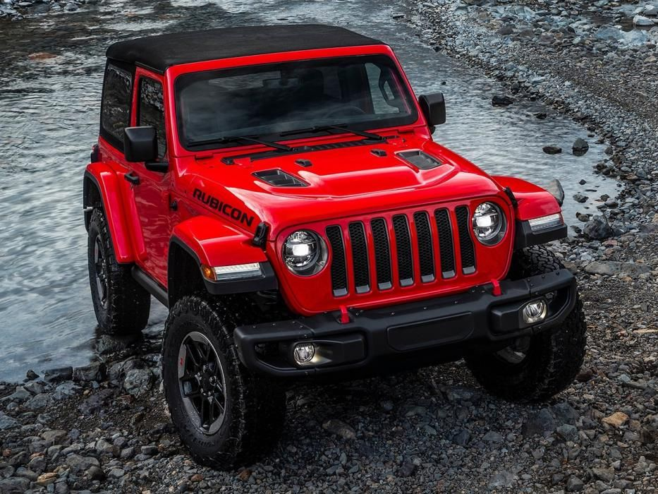 2018 WRANGLER RUBICON 4X4 47,425 6Speed Manual