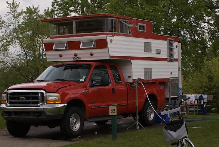 1982 Fleetwood Mallard Travel Trailer