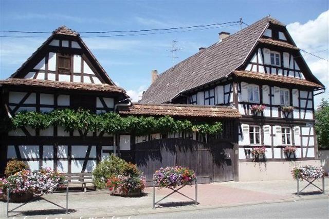 Chambres du0027Hôtes  La Ferme Bleue - en Alsace près de Strasbourg - chambre d hotes aix en provence piscine