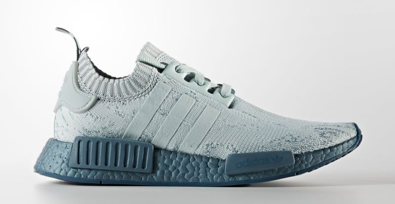 0ba566f6bb8d5 Adidas NMD Blue Grey Boost CG3601