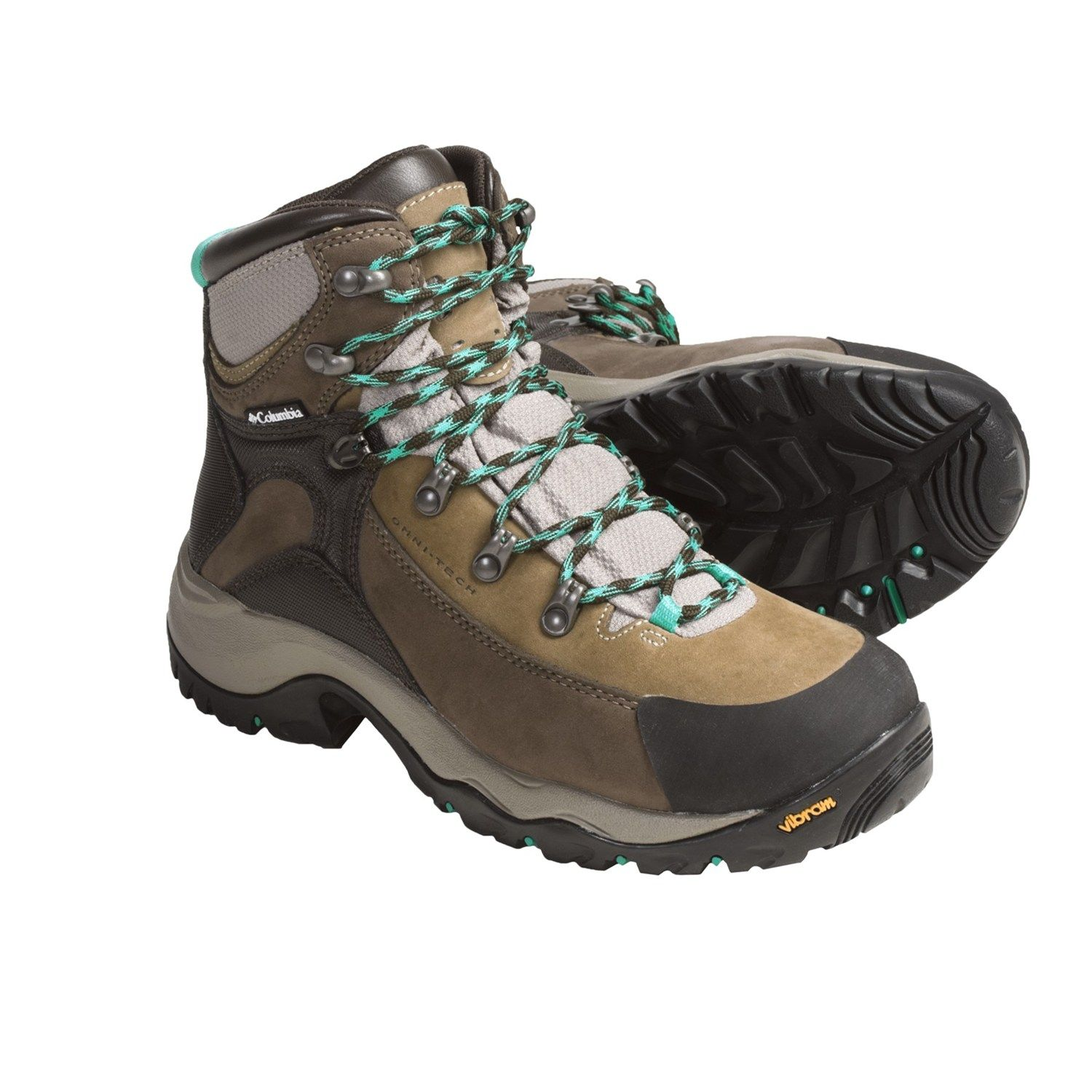 abc07842673 Columbia Sportswear Daska Pass Hiking Boots - Waterproof, Omni-Tech ...