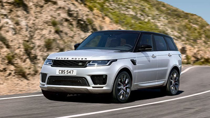 Range Rover Sport Hst Puts A 394 Hp Straight Six In The Lineup