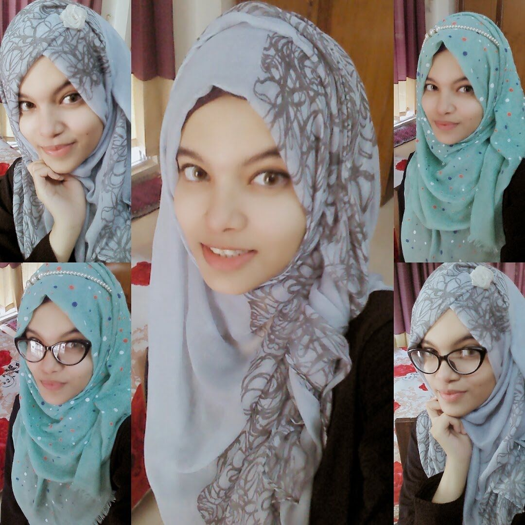 Tutorial Hijab Paris Segi Empat Terbaru 2015 Hijab Tutorials And