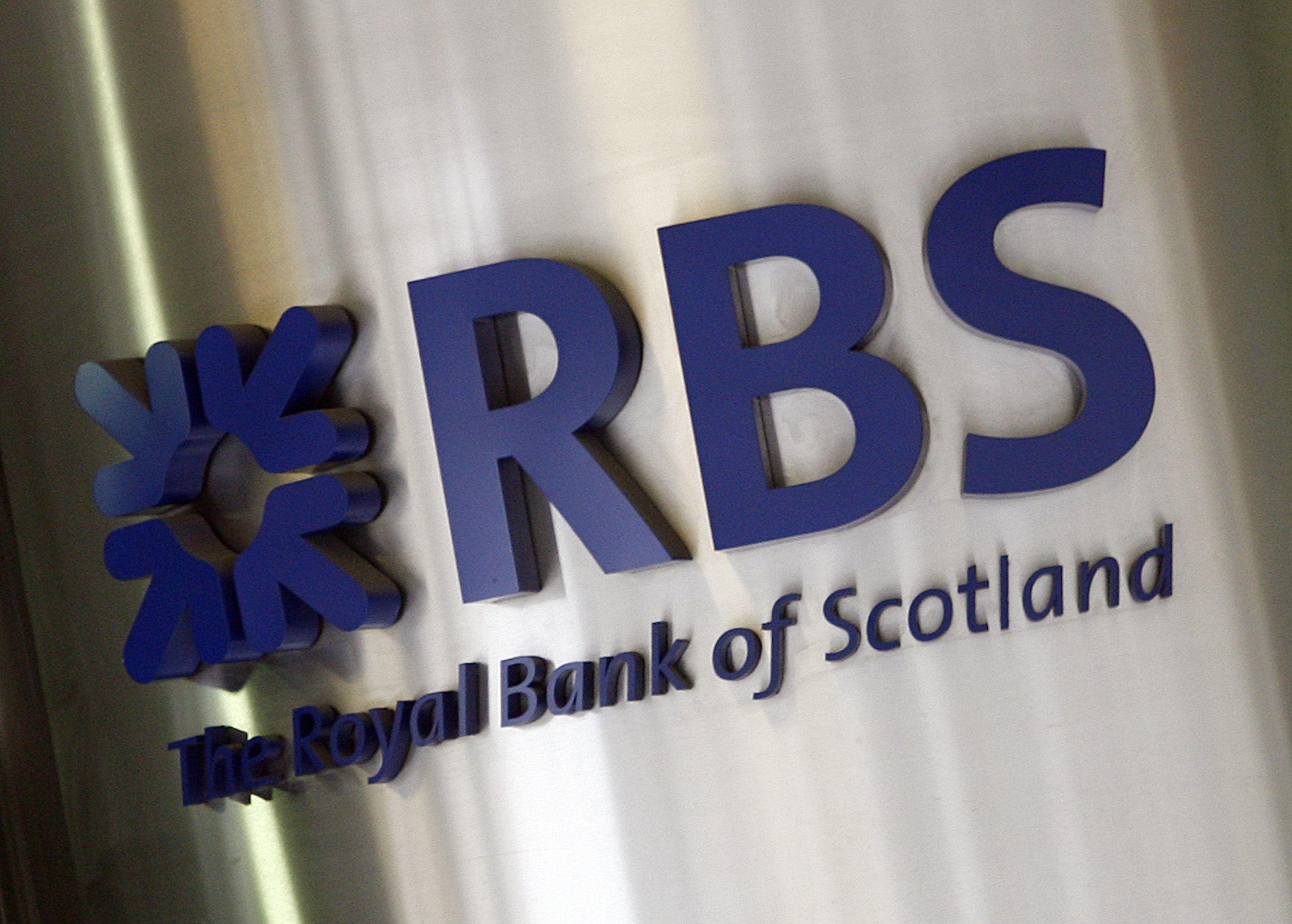 Royal Bank Scotland Bancos