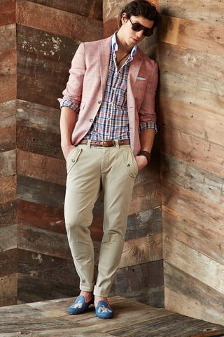 Michael Bastian Spring 2015 Menswear Collection Slideshow on Style.com