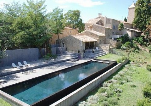 Mail envoyé le 9/02/16  NON DISPO Superbe villa contemporaine au