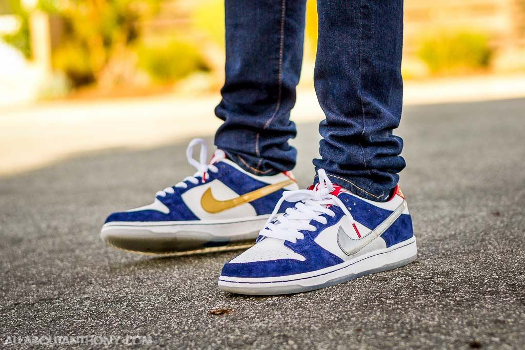 online store bbf03 56fa9 Nike SB Dunk Low IW 'BMW' | Nike SB | Sneakers, Nike sb ...