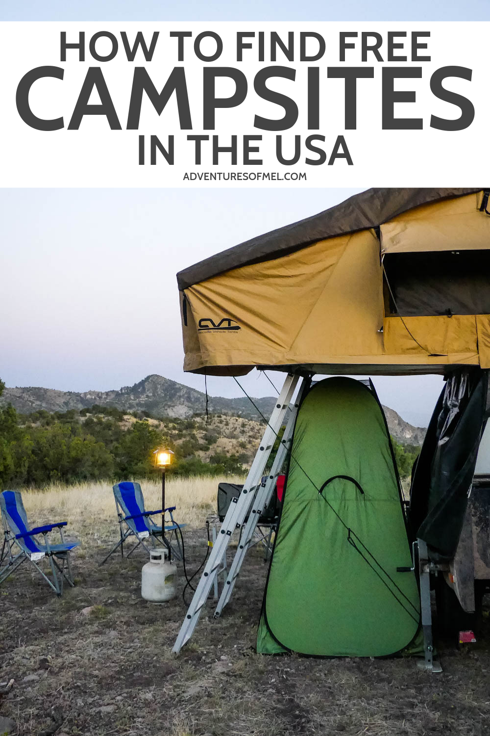 Photo of How to Find the Best Free Camping in the USA