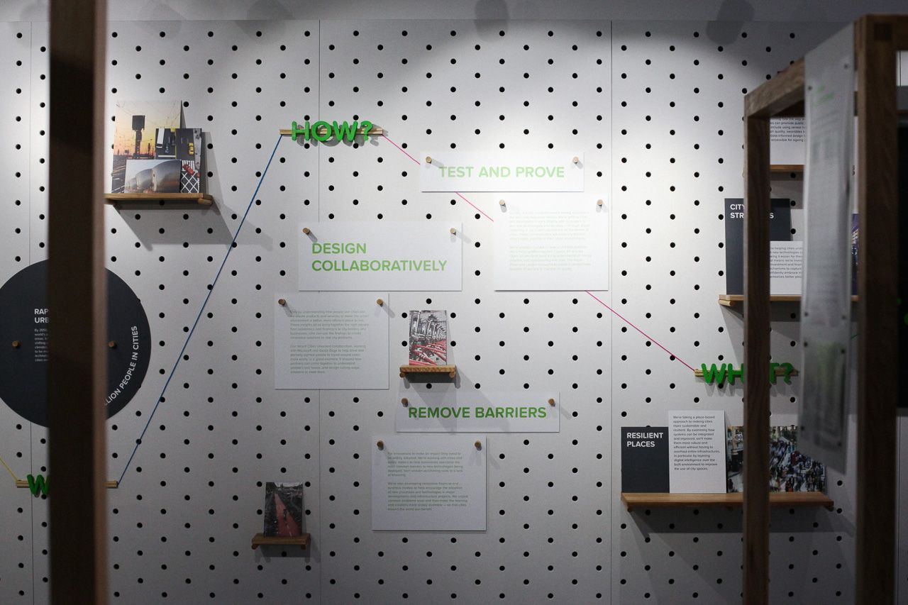 Peg Board Project Show Pinterest Future City Exhibitions And
