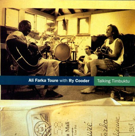 Anderson Merchandisers Ali Farka Toure With Ry Cooder Talking Timbuktu In 2020 Ry Cooder Lp Vinyl Vinyl