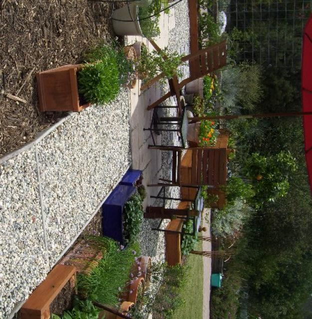 garden design gravel patio - Garden Design Gravel Patio