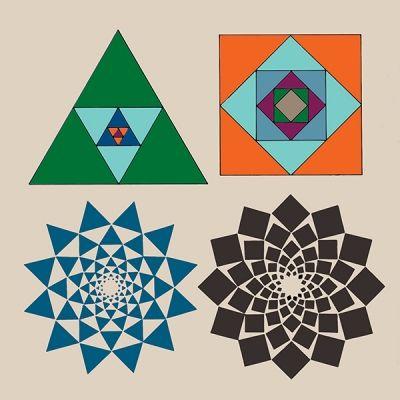 Retro Projects In 2021 Geometric Shapes Geometric Retro