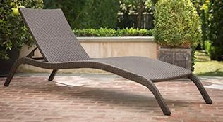 Merveilleux Patio Loungers