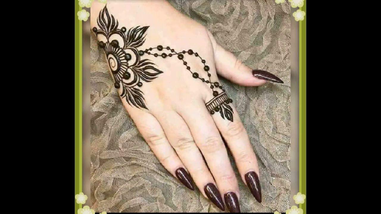 مجموعة رائعة من صور نقش الحناء لعشاق الحنة Hand Tattoos Henna Hand Tattoo Hand Henna