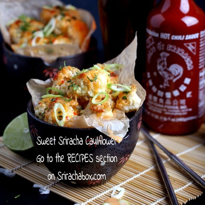 You asked! We're so excited to bring you the #sriracha #RECIPE section @srirachabox  We hope to bring you a weekly recipe to enjoy absolutely free for all of our followers. Thank you for all the support.  Visit https://srirachabox.com for recipes & the new sriracha market!  #hotsauce #srirachaoneverything #srirachabox