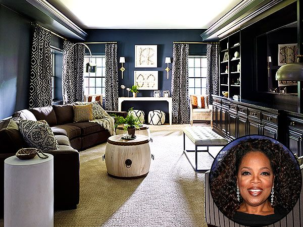 Oprah Winfrey Tells OWN TV Host: Nate Berkus Is Redecorating Your Entire  House! Http