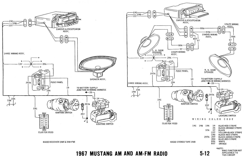 50 65 Mustang Wiper Motor Wiring Diagram Ld5m