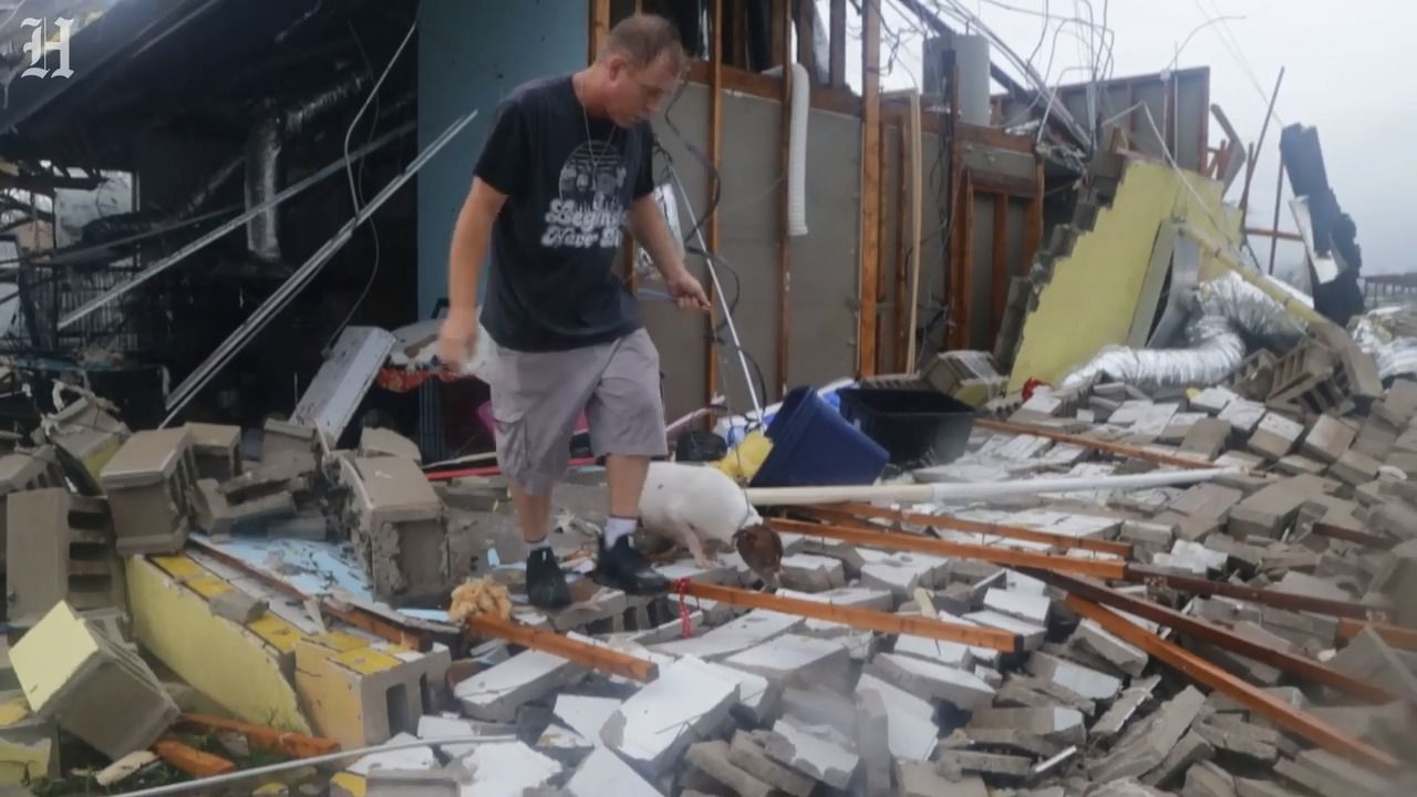 Hurricane michael leaves friends relatives searching for