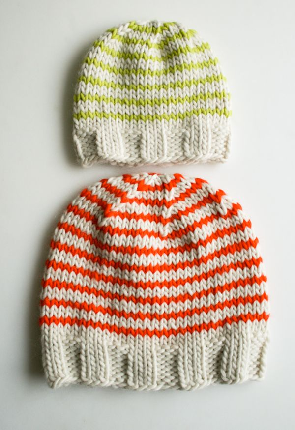 Whit\'s Knits: Super Soft Merino Hats for Everyone! - The Purl Bee ...