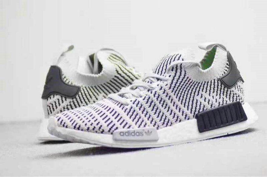 Adidas NMD R1 Pk Bsf Boost Lilac Grey Green Black Cheap
