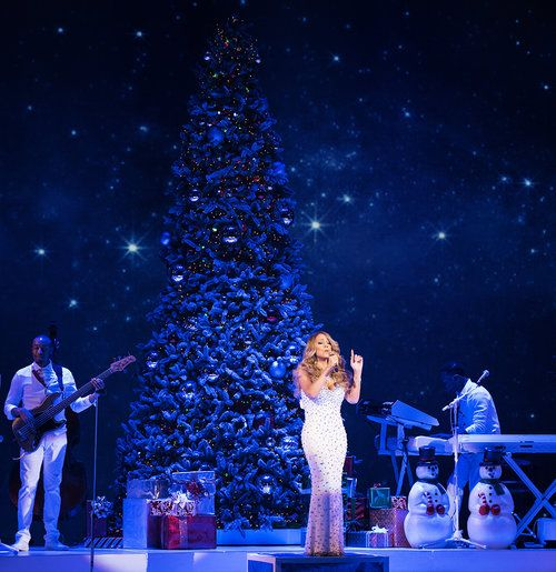 Holidays 2015 See Stars Celebrating Mariah Carey Mariah Mariah Carey Christmas