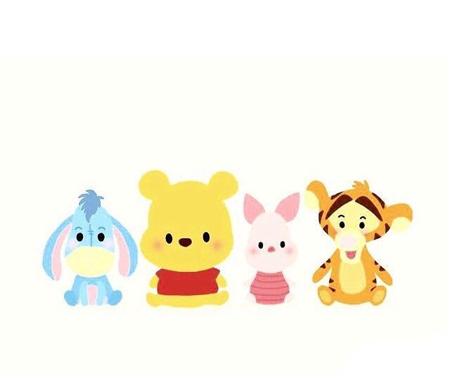 Winnie The Pooh Characters Disney Drawings Cute Winnie The
